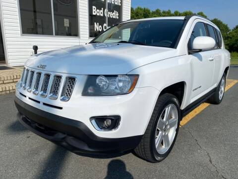 2014 Jeep Compass for sale at Auto America - Monroe in Monroe NC