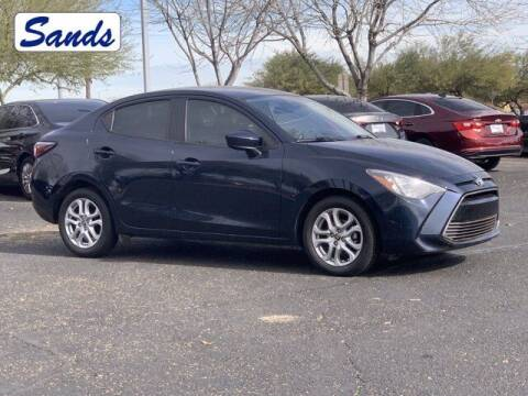 2017 Toyota Yaris iA for sale at Sands Chevrolet in Surprise AZ