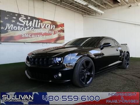 2011 Chevrolet Camaro for sale at SULLIVAN MOTOR COMPANY INC. in Mesa AZ