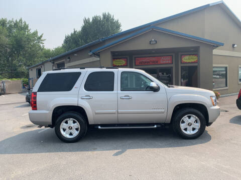 2007 Chevrolet Tahoe for sale at Advantage Auto Sales in Garden City ID