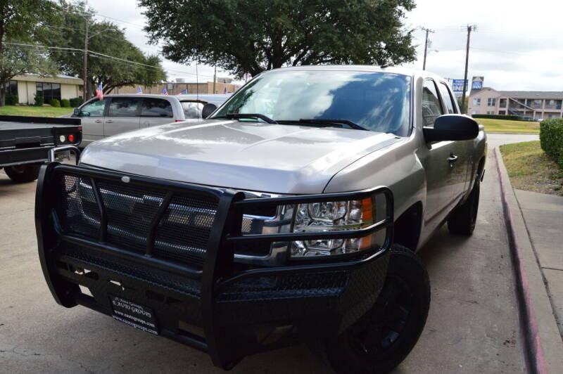 2009 Chevrolet Silverado 1500 for sale at E-Auto Groups in Dallas TX