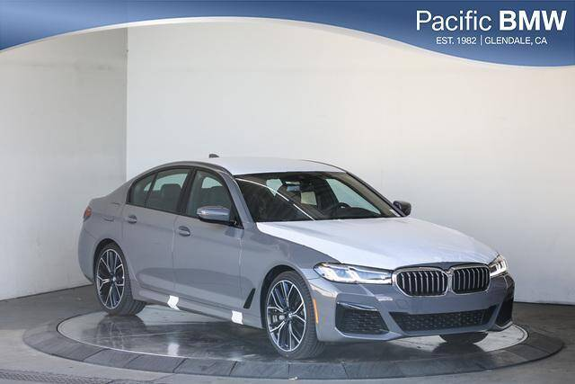 2021 BMW 5 Series for sale in Glendale, CA
