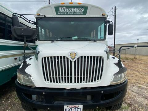 2014 IC Bus CE300 for sale at Interstate Bus Sales Inc. in Wallisville TX