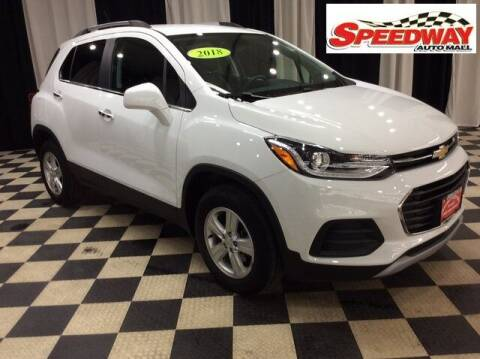 2018 Chevrolet Trax for sale at SPEEDWAY AUTO MALL INC in Machesney Park IL