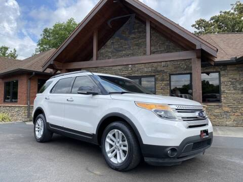 2014 Ford Explorer for sale at Auto Solutions in Maryville TN