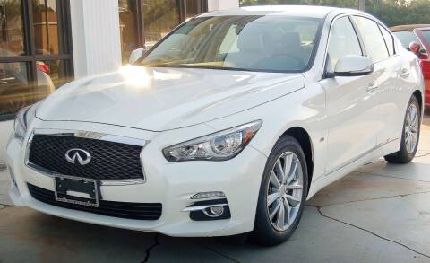 2017 Infiniti Q50 for sale at Avi Auto Sales Inc in Magnolia NJ