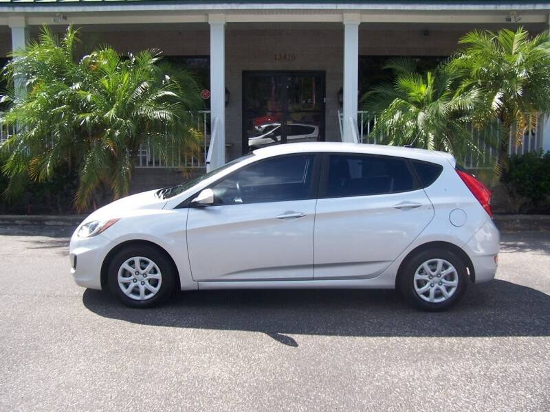 2012 Hyundai Accent for sale at Thomas Auto Mart Inc in Dade City FL
