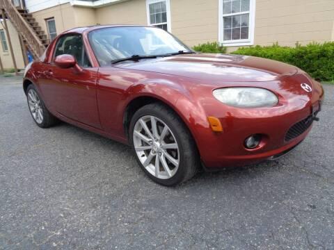 2006 Mazda MX-5 Miata for sale at Liberty Motors in Chesapeake VA