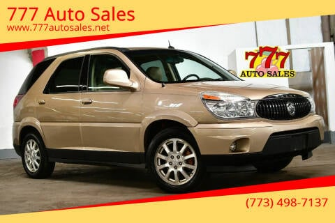 2006 Buick Rendezvous for sale at 777 Auto Sales in Bedford Park IL