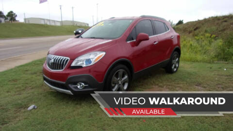 2013 Buick Encore for sale at 6 D's Auto Sales MANNFORD in Mannford OK