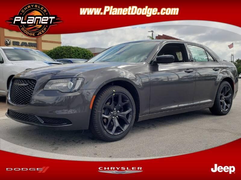 2020 Chrysler 300 for sale at PLANET DODGE CHRYSLER JEEP in Miami FL