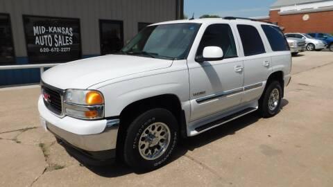 2005 GMC Yukon for sale at Mid Kansas Auto Sales in Pratt KS