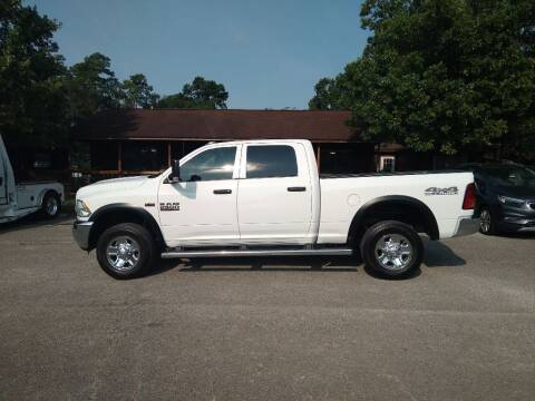 2017 RAM Ram Pickup 2500 for sale at Victory Motor Company in Conroe TX