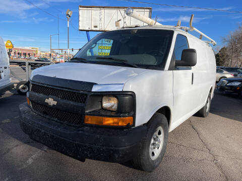 2008 Chevrolet Express Cargo for sale at Mister Auto in Lakewood CO