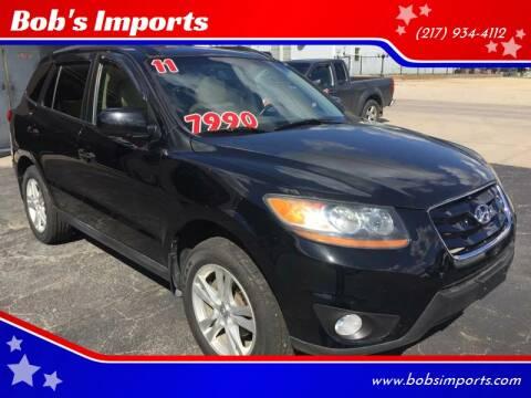 2011 Hyundai Santa Fe for sale at Bob's Imports in Clinton IL