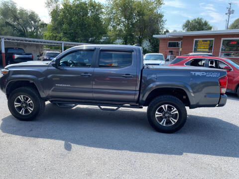 2017 Toyota Tacoma for sale at Lewis Used Cars in Elizabethton TN