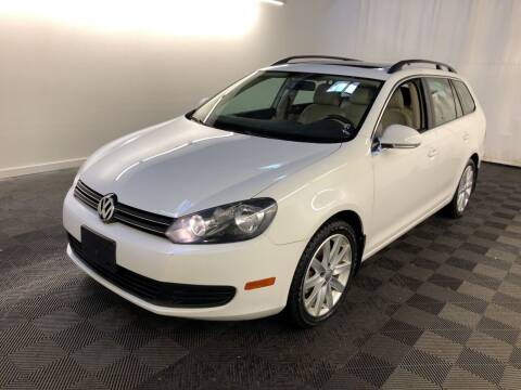 2013 Volkswagen Jetta for sale at MURPHY BROTHERS INC in North Weymouth MA