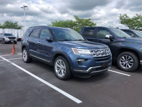 2019 Ford Explorer for sale at Karl Pre-Owned in Glidden IA