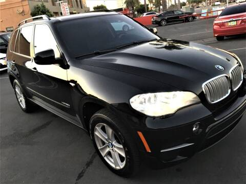 2012 BMW X5 for sale at CARSTER in Huntington Beach CA