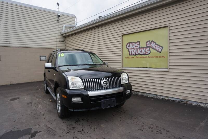 2010 Mercury Mountaineer for sale at Cars Trucks & More in Howell MI