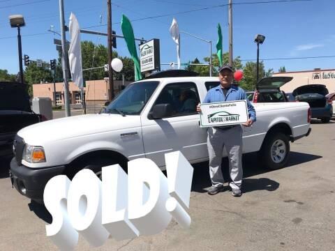 2009 Ford Ranger for sale at Salem Auto Market in Salem OR