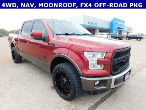 2015 Ford F-150 for sale at Stanley Chrysler Dodge Jeep Ram Gatesville in Gatesville TX