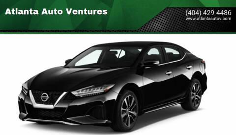 2021 Nissan Maxima for sale at Atlanta Auto Ventures in Roswell GA