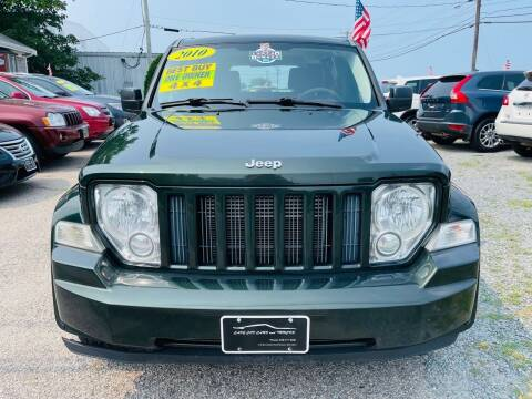 2010 Jeep Liberty for sale at Cape Cod Cars & Trucks in Hyannis MA