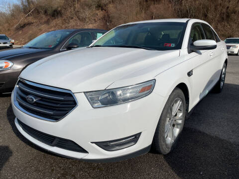 2013 Ford Taurus for sale at Turner's Inc in Weston WV