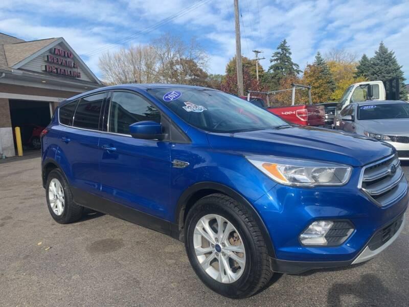 2017 Ford Escape for sale at A 1 Motors in Monroe MI