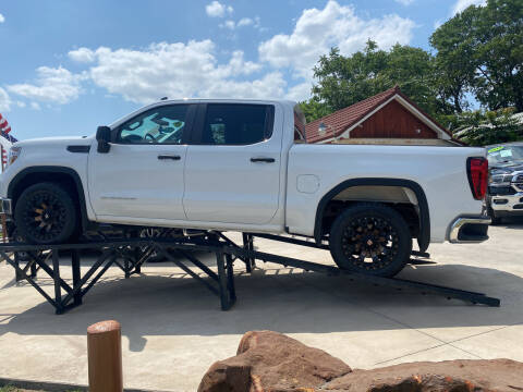 2020 GMC Sierra 1500 for sale at Speedway Motors TX in Fort Worth TX