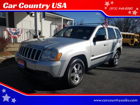 2008 Jeep Grand Cherokee for sale at Car Country USA in Augusta NJ