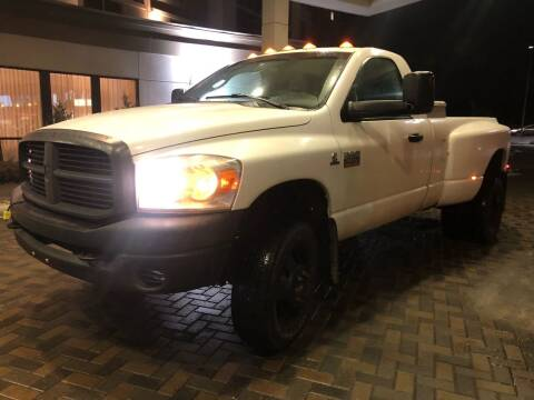 2009 Dodge Ram Pickup 3500 for sale at Canuck Truck in Magrath AB