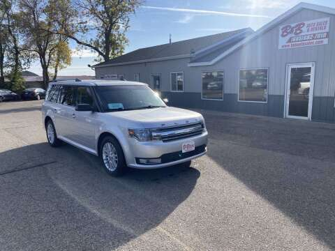 2016 Ford Flex for sale at B & B Auto Sales in Brookings SD