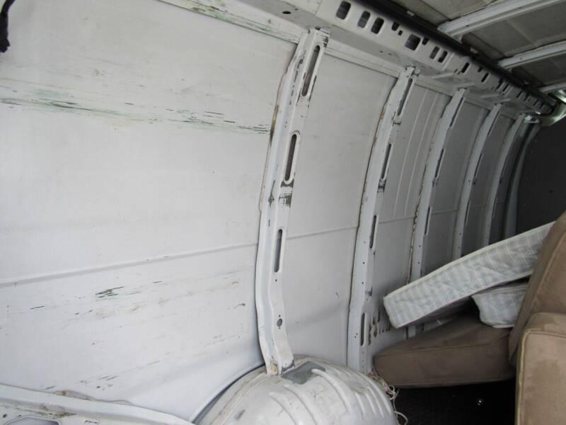 2005 Chevrolet Express Cargo 2500 3dr Extended Cargo Van - Algona WA