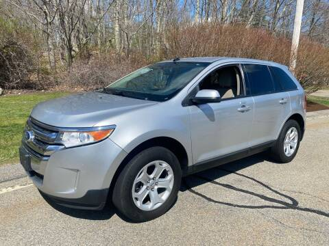 2013 Ford Edge for sale at Padula Auto Sales in Braintree MA