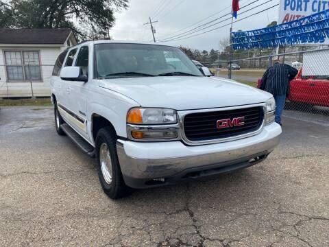 2001 GMC Yukon XL for sale at Port City Auto Sales in Baton Rouge LA