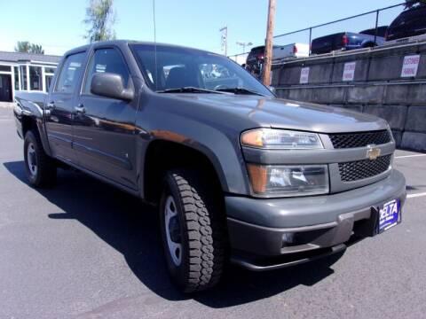 2009 Chevrolet Colorado for sale at Delta Auto Sales in Milwaukie OR