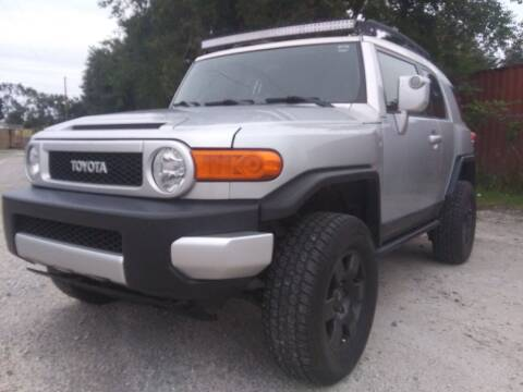 2007 Toyota FJ Cruiser for sale at Best Buy Autos in Mobile AL