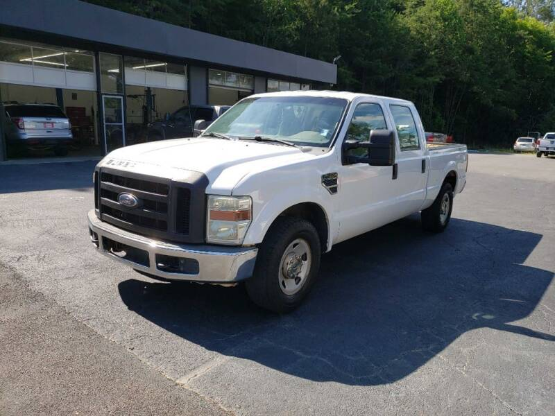 2008 Ford F-250 Super Duty for sale at Curtis Lewis Motor Co in Rockmart GA