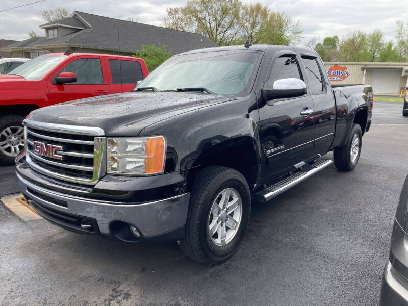 2012 GMC Sierra 1500 for sale at McCully's Automotive - Trucks & SUV's in Benton KY
