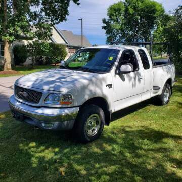 2003 Ford F-150 for sale at Stellar Motor Group in Hudson NH