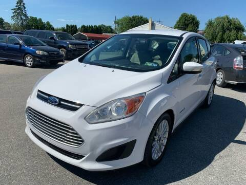 2013 Ford C-MAX Hybrid for sale at Sam's Auto in Akron PA