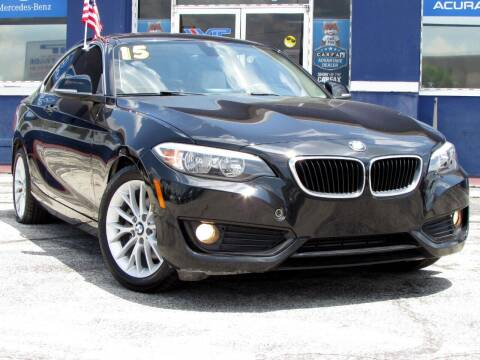 2015 BMW 2 Series for sale at Orlando Auto Connect in Orlando FL