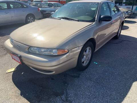 2004 Oldsmobile Alero for sale at Sonny Gerber Auto Sales 4519 Cuming St. in Omaha NE