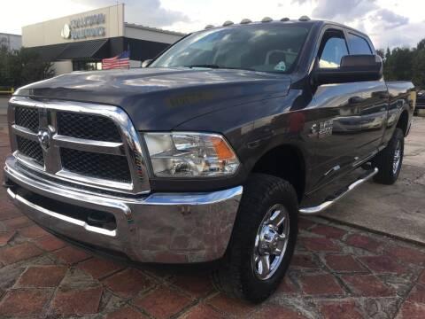 2016 RAM Ram Pickup 2500 for sale at CAPITOL AUTO SALES LLC in Baton Rouge LA