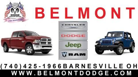2012 Hyundai Sonata for sale at BELMONT DODGE CHRYSLER JEEP RAM in Barnesville OH