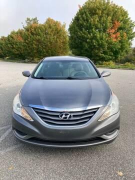 2011 Hyundai Sonata for sale at V & R Auto Group LLC in Wauregan CT