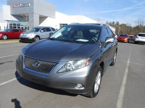 2012 Lexus RX 350 for sale at Auto America - Monroe in Monroe NC