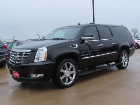 2011 Cadillac Escalade ESV for sale at Ron Carter  Clear Lake Used Cars in Houston TX